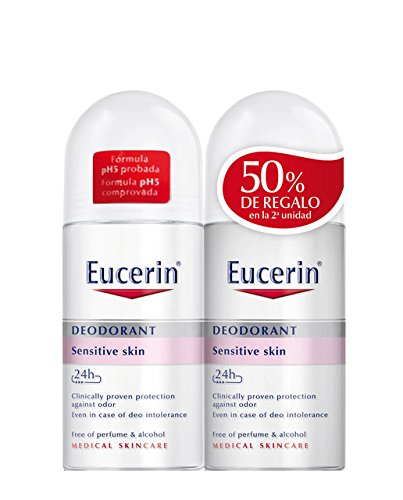 Eucerin - Desodorante Duplo pH5 Roll-On