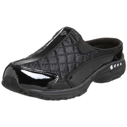 easy-spirit-traveltime-womens-black-clogs-wide-clogs-shoes-new-display