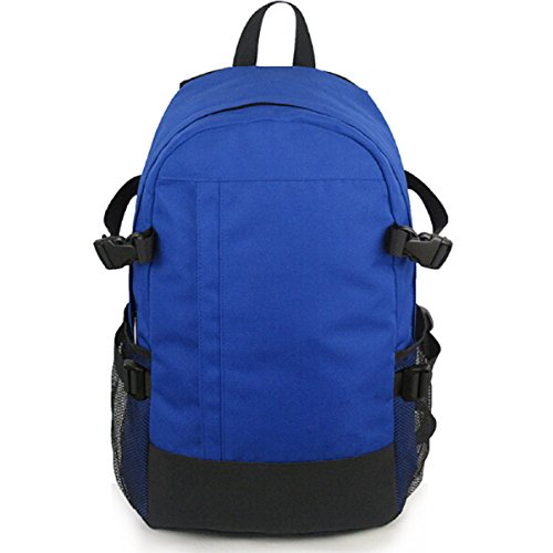 Outdoor Fashion Leisure Zaino Da Viaggio Studenti Uomo E Femminili Borsa Computer Shoulder,Red Blue