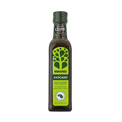 Mokhado Oils Natives Avocadoöl Extra, 1er Pack (1 x 250 ml)