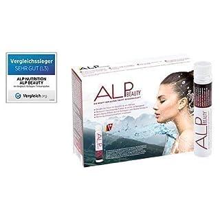 ALP BEAUTY Kollagen Trinkampullen 14x25 ml antiaging antifalten hautstraffung - hyaluron collagen zum trinken