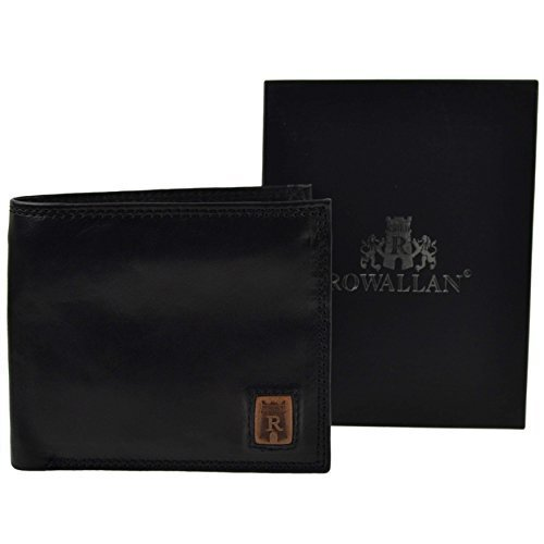 mens-soft-cowhide-leather-bi-fold-wallet-by-rowallan-of-scotland-rembrandt-collection-gift-box-black