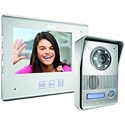 Somfy - Visiophone V400 Blanc avec écran 7 Pouces
