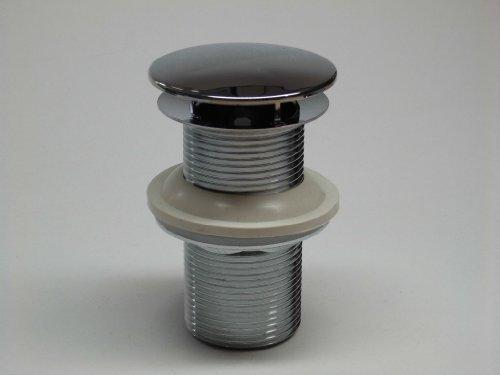 Design Schaftventil nicht verschliessbar ohne Überlauf DN32 - 4-zoll-abflussrohr