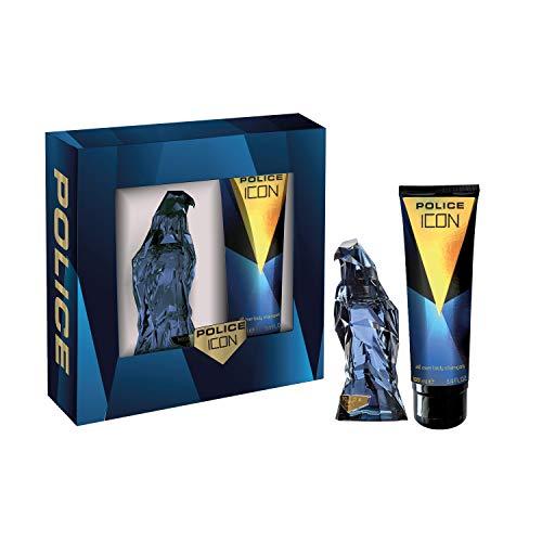 Police Icon Set Eau de Parfum 40 ml + Showergel 100 ml