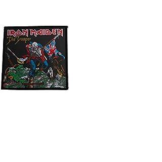 Aufnäher Iron Maiden The Trooper