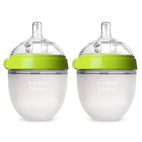 2. Comotomo Baby Bottle