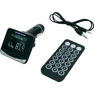 AIV mit Kartenslot FM Transmitter mit Fernbedienung