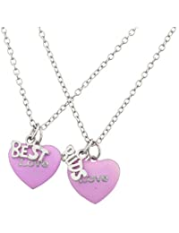 523cf5d546dc Amazon.es  Best Friends - Collares con colgante   Collares y ...