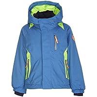 Killtec Jungen Nicky Mini Skijacke / Funktionsjacke mit Kapuze und Schneefang, GROW UP Funktion - Kindermode die mitwächst