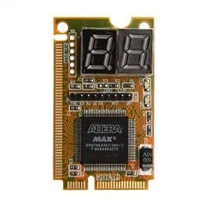 3 in 1 Mini PCI PCI-E LPC PC Analyzer Diagnostic Tester Post Card