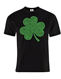22e004d60ae34 endlessfugitive Paroles de Danny Boy de trèfle St Patrick T-Shirt