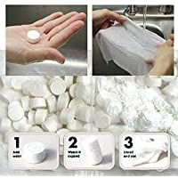 Softwood GS - Magic Tablet Coin Tissue (Candy Pack of 50 pieces + 10 pieces Extra as an introductory offer)