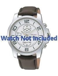 Correa de reloj Seiko 7t94 0av0/SNN165P1 (no incluidos en el precio del reloj. Correa de reloj original solamente)