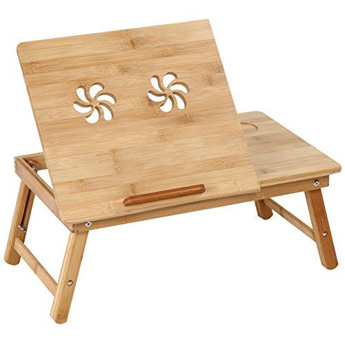 Jago Miadomodo Nachttisch für Notebook ca.53x29x33 cm -