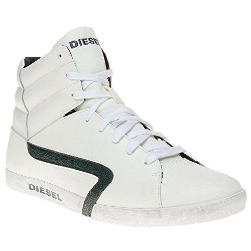Diesel Y01166 E-klubb Hi P0611, Sneakers Basses Homme