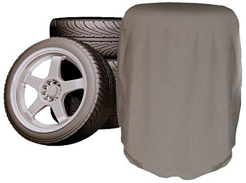 Reifenhülle Reifenschutz 99x76cm Autoreifen Abdeckung für 4 Reifen