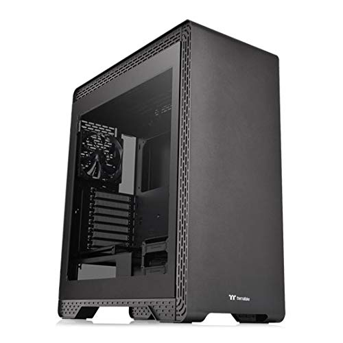Thermaltake S500 Tempered Glass Mid-Tower Chassis