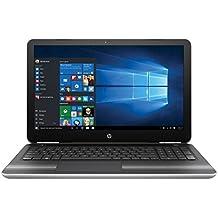 2017 HP Pavilion 15.6-inch FHD 1080P Laptop PC, Intel Dual Core I5 Processor, 8GB RAM, 1TB SATA Hard Drive, Windows 10, DVD-Writer, Backlit Keyboard, USB 3.0, Bluetooth, Silver Notebook