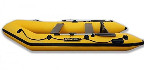 Aquaparx Schlauchboot RIB-330 im Test - 3