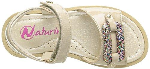 Naturino 3935, Chaussures Bébé marche bébé fille Multicolore