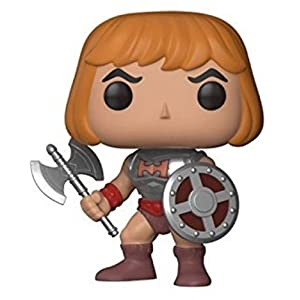 FunKo Pop TV Masters of the Universe Battle Armor He Man