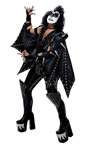 Authentic Gene Simmons Demon Fancy dress costume Large/X-Large