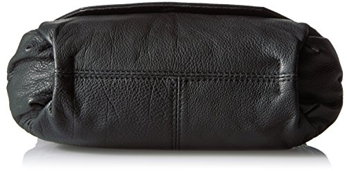 Liebeskind Berlin Saddlebag, MassawaS7, Double Dye Leather Nairobi Black