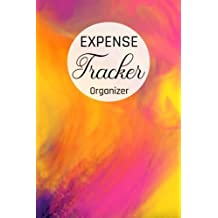Expense Tracker Organizer: Keep Track |Daily Record about Personal Cash Management (Cost, Spending, Expenses). Ideal for Travel Cost, Family Trip: Volume 5 (expense journal)