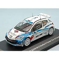 WHITEBOX WBR016 Peugeot 207 S2000 N.5 Tour Corse 2013 B.BOUFFIER-X