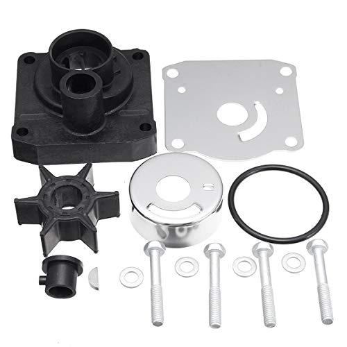 Engine Parts Reparatursatz for Wasserpumpenlaufrad 61N-W0078-11-00 Passend for Yamaha-Außenborder mit 25 PS