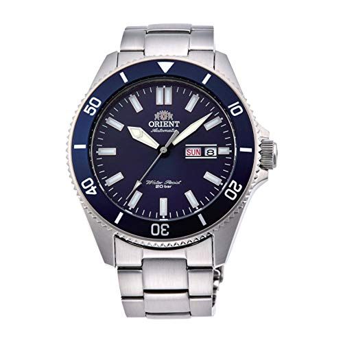 Orient Mens Analogue Automatic Watch with Stainless Steel Strap RA-AA0009L19B