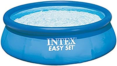 Intex Easy Set - Piscina hinchable, 366 x 91 cm, 5,621 l