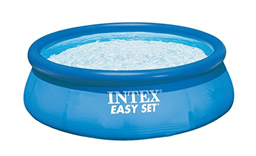Intex Aufstellpool Easy Set Pools®, Blau, Ø 366 x 91 cm - Boden Sah