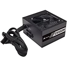 Corsair CX Series 650 Watt 80 Plus Bronze Certified Modular Power Supply (CP-9020103-NA)