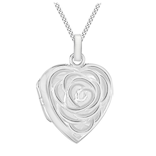 tuscany-silver-sterling-silver-womens-heart-shaped-cut-out-flower-locket-on-curb-chain-necklace-of-4