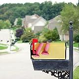 YXUAOQ Fitness Lifestyle Tools Hantel Standardgröße Original Magnetic Mail Anschreiben Briefkasten...