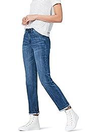 Marchio Amazon - find. Jeans Dritti Vita Regular Donna
