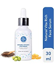 The Moms Co Natural Vita Rich Face Serum to Repair and Repl