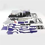 Tellaboull SW (RC) -002 518 stücke 1/16 Edelstahl Fernbedienung DIY Montage RC Lkw Auto Bausteine Modell für Kinder Geschenk