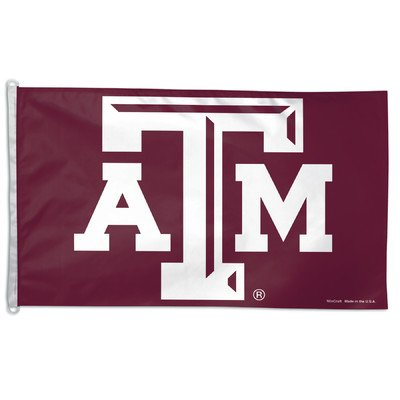 ad084126483 US Flag Store Texas a And m University Bandiera in Poliestere, 3 by 5-