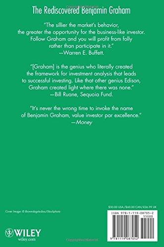 Benjamin Graham Writings