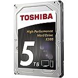"Toshiba X300 5 To Disques internes (8,9 cm (3,5""), SATA)"