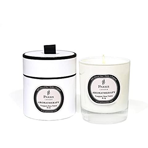 Parks Aromatherapy Natural Wax Candle, 235g Giftbox,