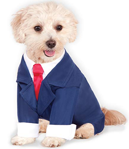 Rubies Costume Business Anzug Pet Kostüm, XXXL