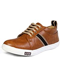 Red Rose Men's Casual Sneakers Shoes, Casual Shoes For Men's , Shoes For Men's