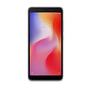 Xiaomi Redmi 6 Gris Oscuro 4g Dual Sim 5.45'' IPS HD+/8core/32gb/3gb Ram/12mp+5mp/5mp