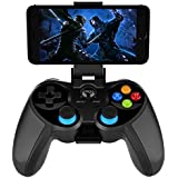 Controller di Gioco Wireless Bluetooth Per Tablet Android, Smart TV, TV Box Gamepad + Joystick + Supporto Per Telefono…
