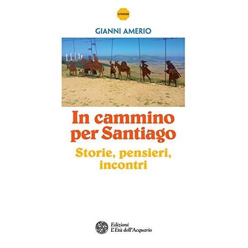 In Cammino Per Santiago: Storie, Pensieri, Incontri