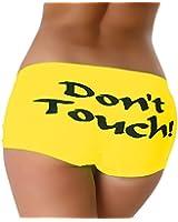 Bixtra Damen Panty mit Gummizug